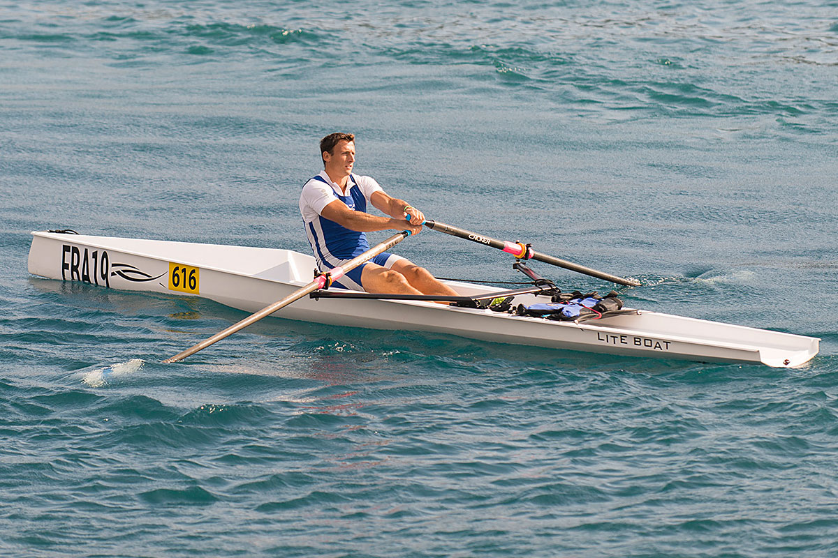Best single scull for coastal rowing competitions