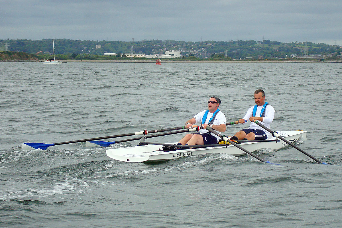 Row for Life - Coastal Rowing Centre - Range of coastal rowing boats - LiteSport 2X