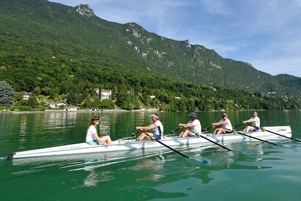 Row for Life - Coastal Rowing Centre - Range of coastal rowing boats - LiteQuatro