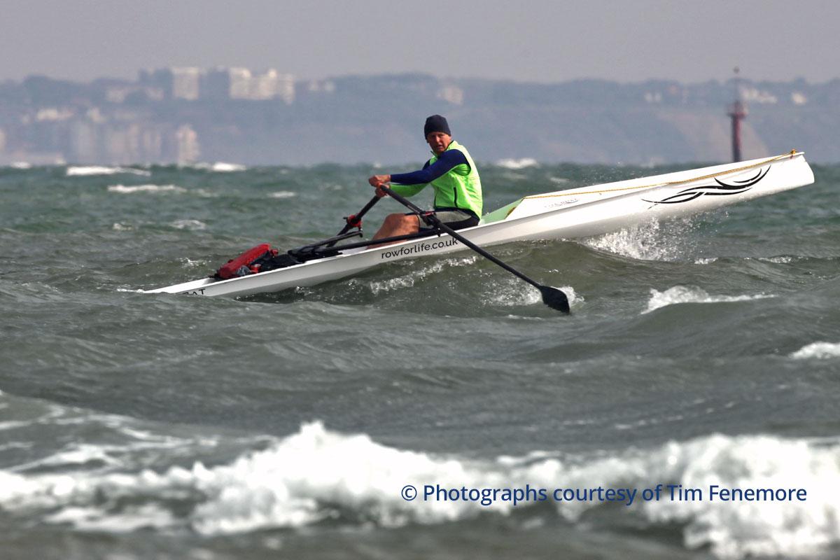 Single Coastal rowing single